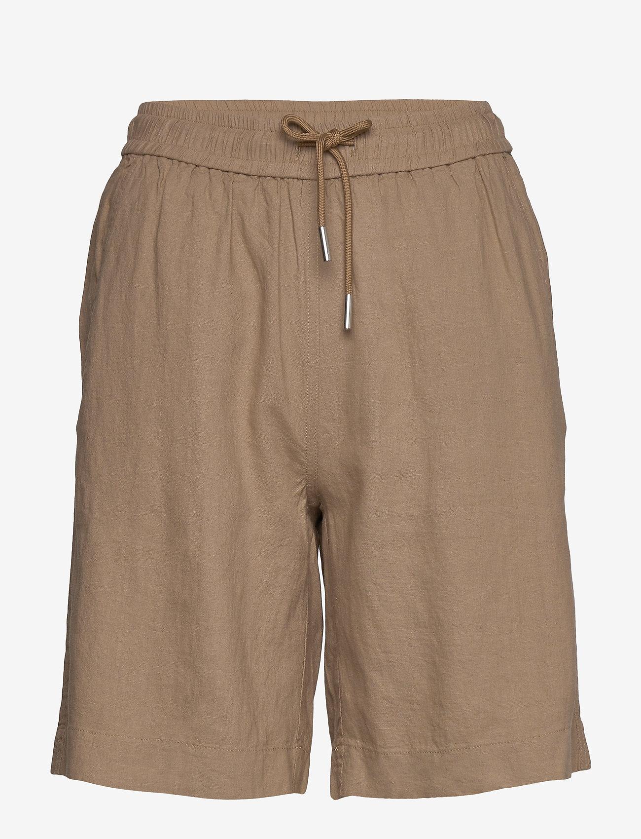 InWear - BrizaIW Shorts - shorts casual - amphora - 0