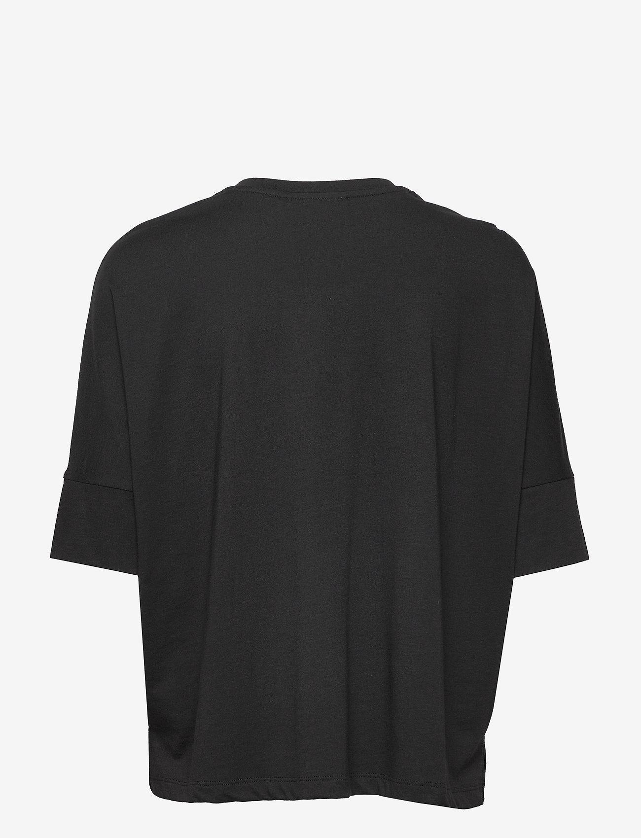 InWear HuldaIW T-shirt - T-shirts & topper BLACK - Dameklær Spesialtilbud