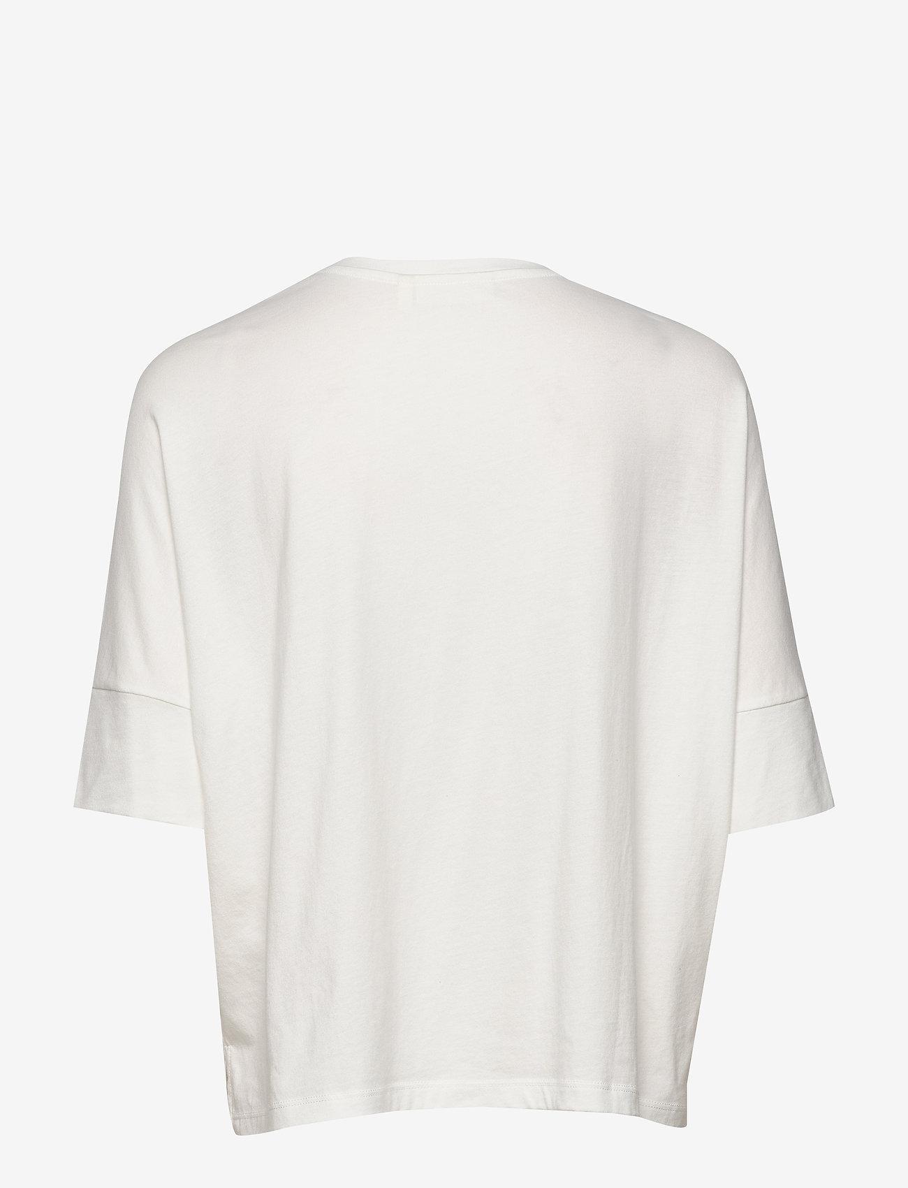 InWear HuldaIW T-shirt - T-shirts & topper WHITE SMOKE - Dameklær Spesialtilbud