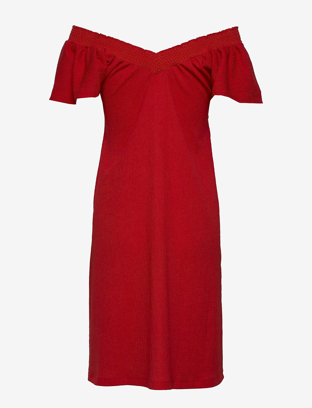 InWear EltonIW Dress - Kjoler SPICY RED - Dameklær Spesialtilbud