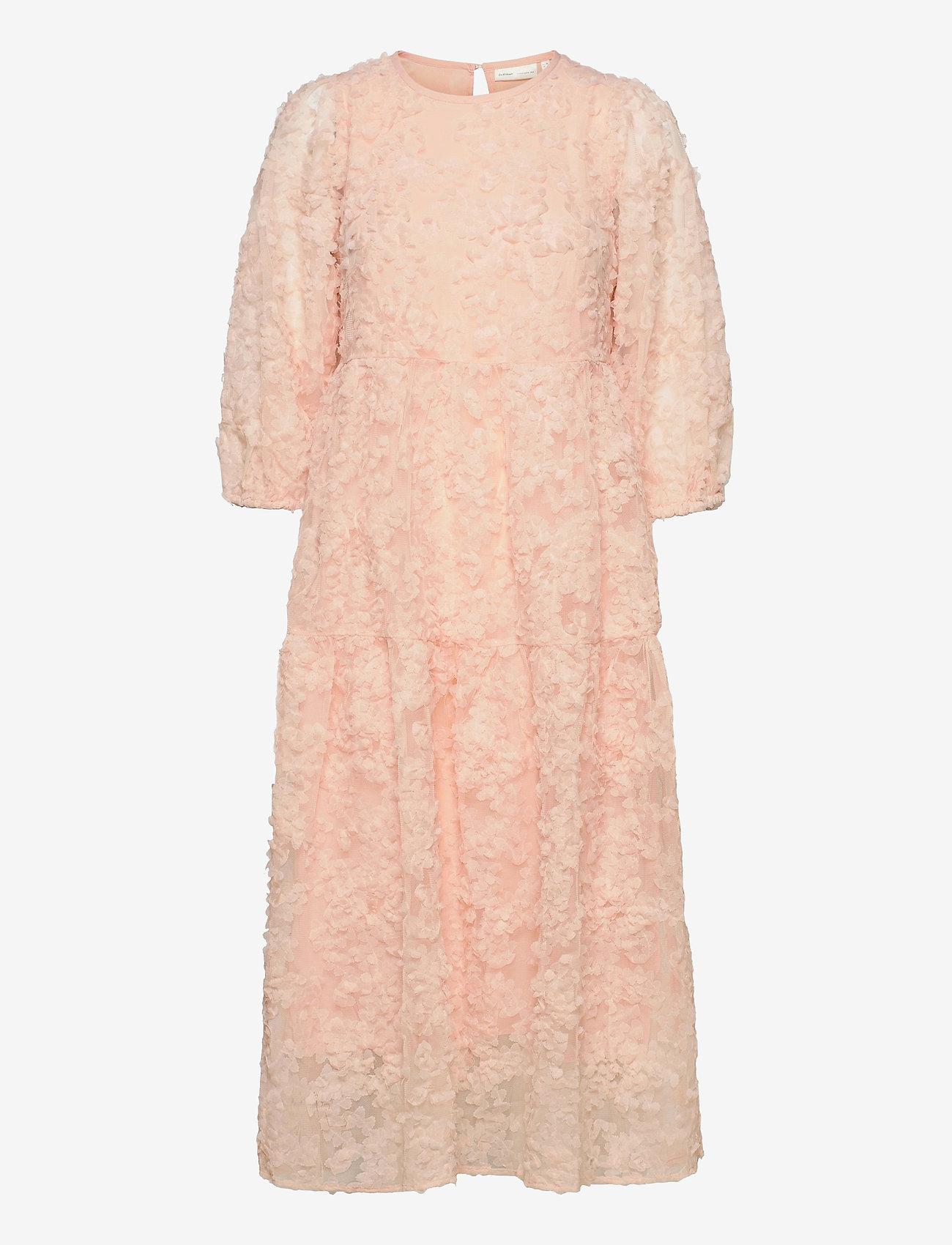 InWear - GiciIW Dress - festklänningar - cream tan - 1