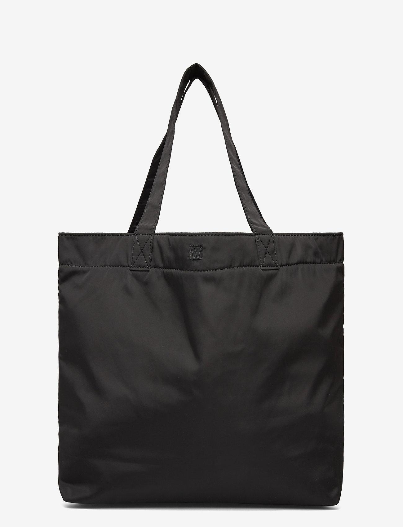 InWear - IW Travel Tote Bag - tote bags - black - 0