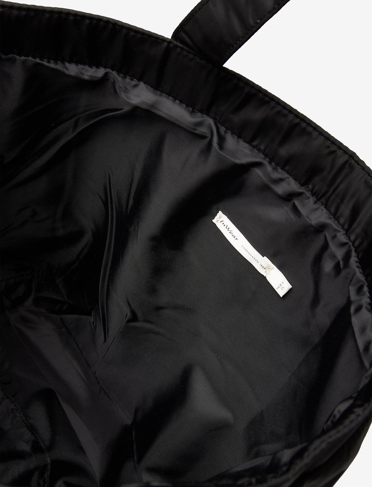 InWear - IW Travel Tote Bag - tote bags - black - 3