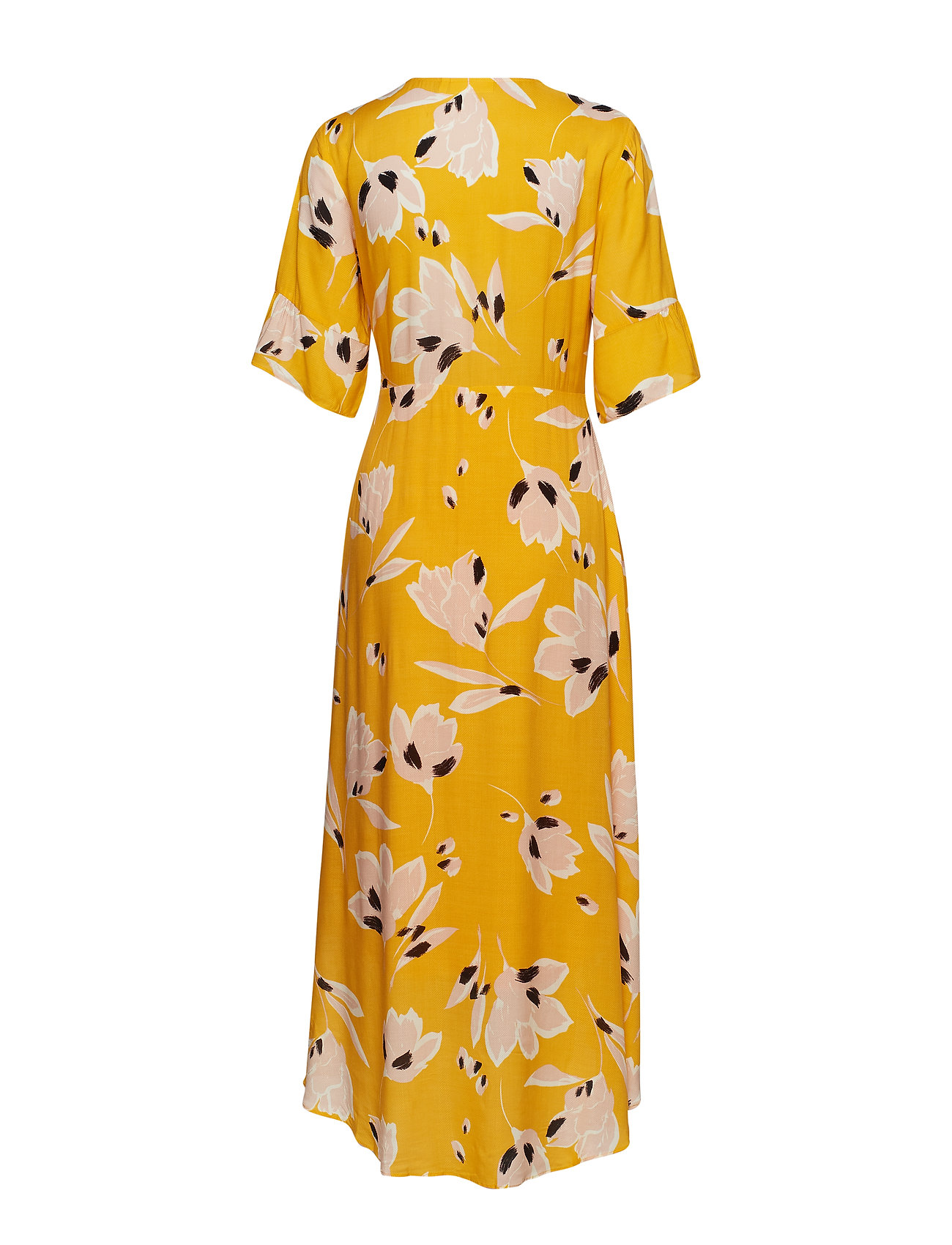 Roisin Dress Lw (Sunny Yellow Lilly Medium) (78 €) - InWear Fb6eO