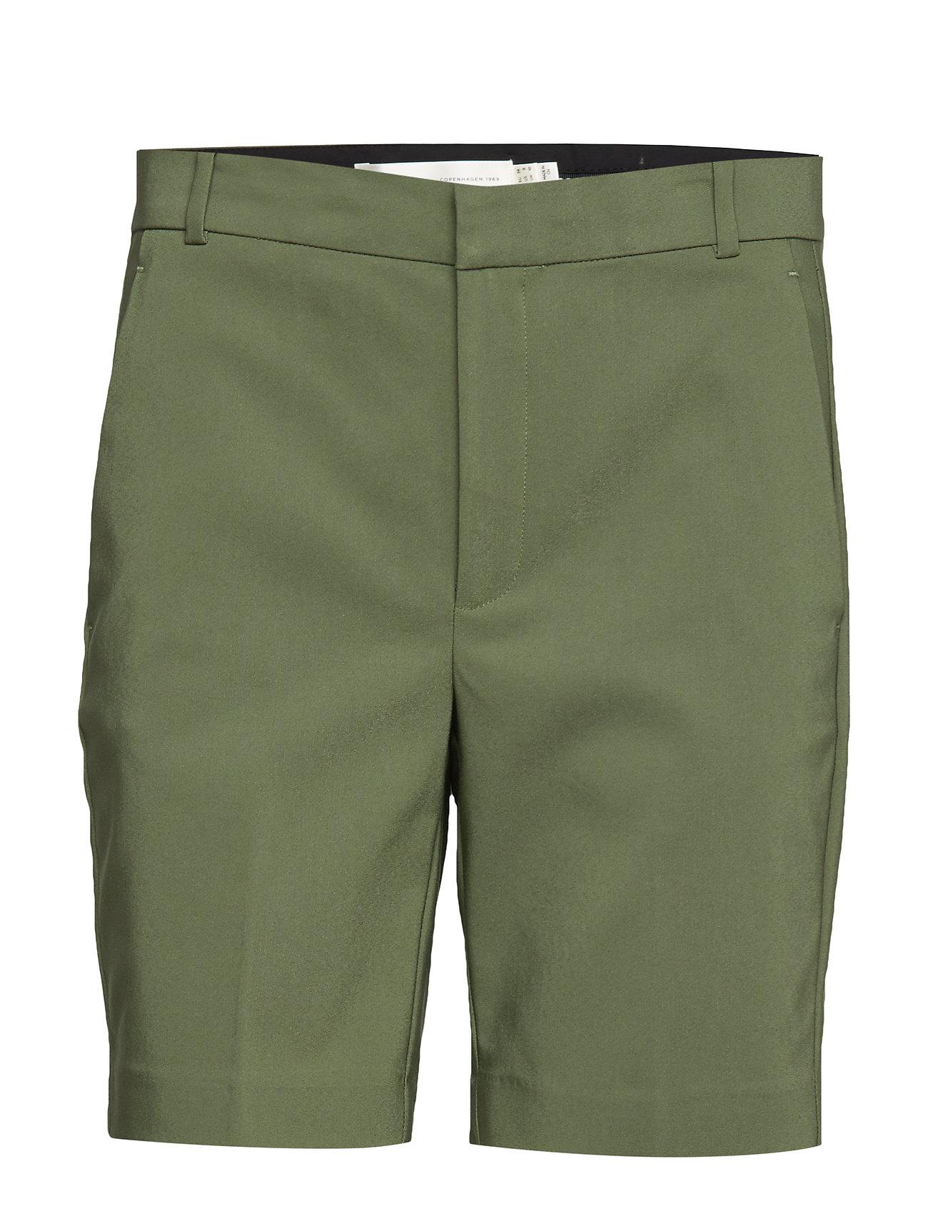 InWear Zella Shorts - BEETLE GREEN