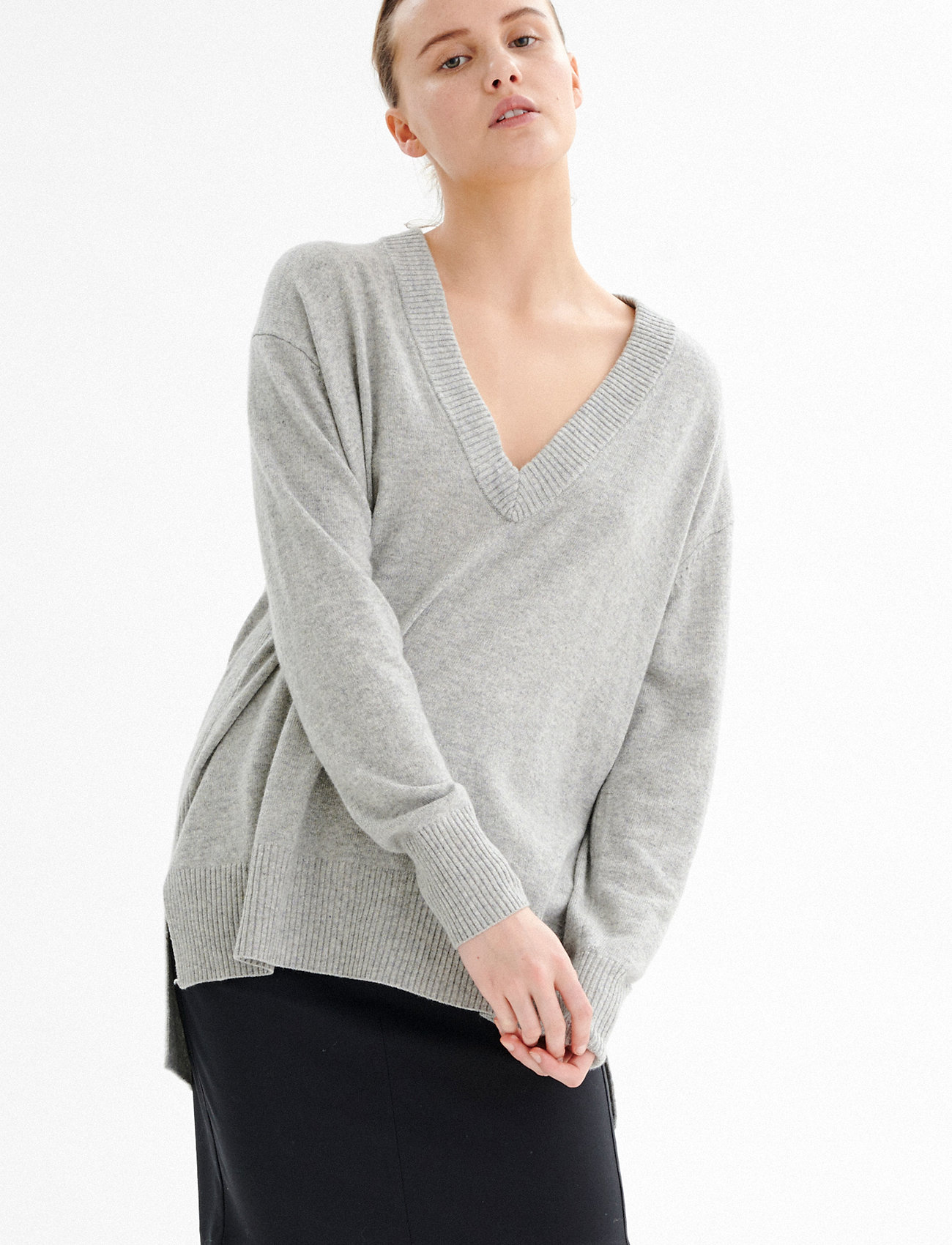 InWear - Zella Skirt - jupes crayon - black
