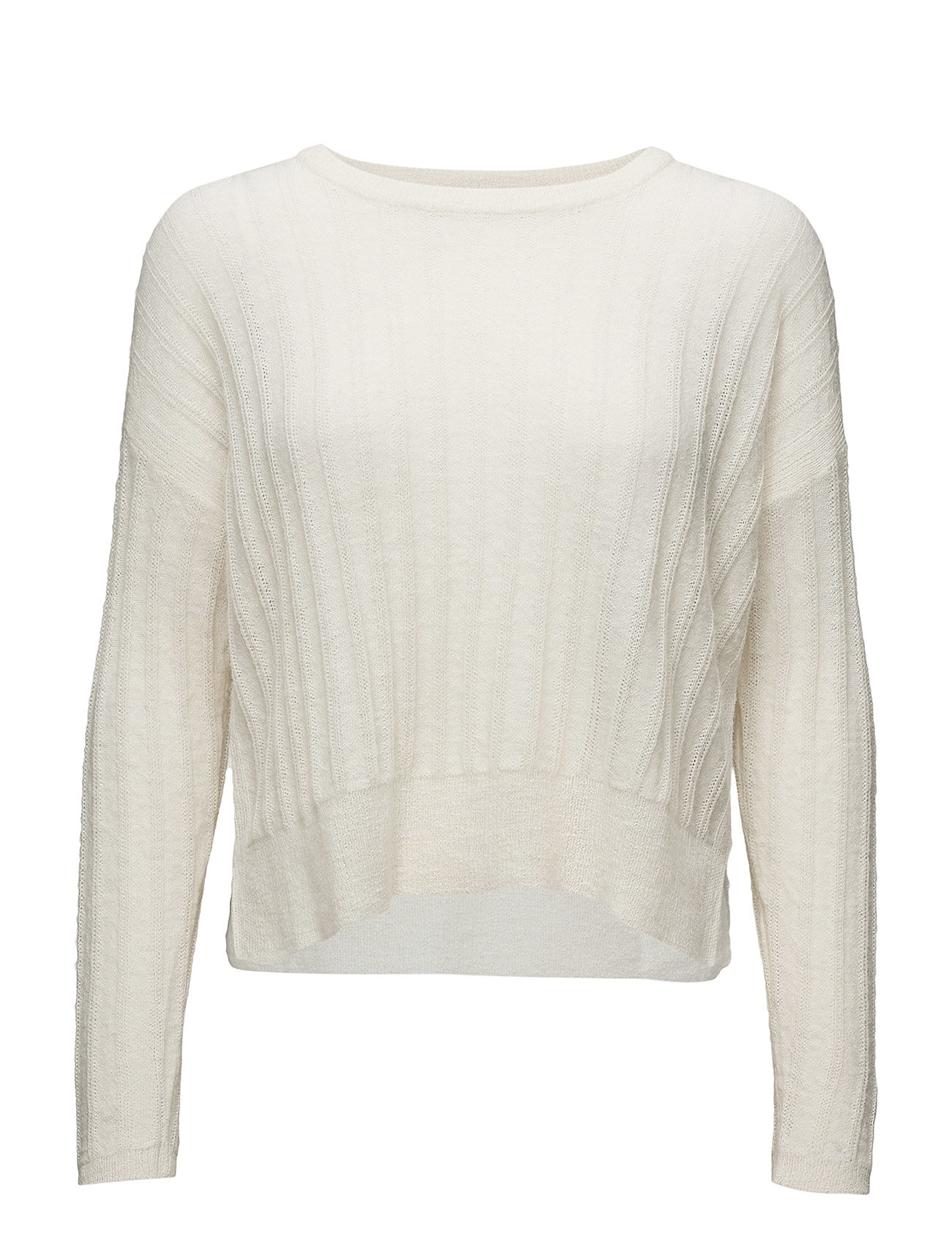 InWear Sincere Pullover KNIT - WHITE SMOKE