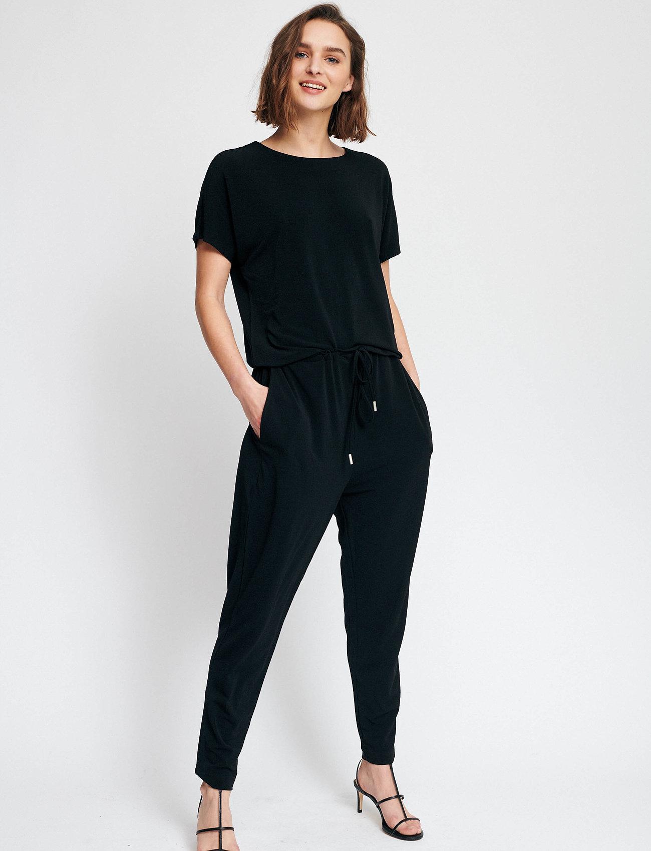 InWear - Siri Jumpsuit - jumpsuits - black - 0