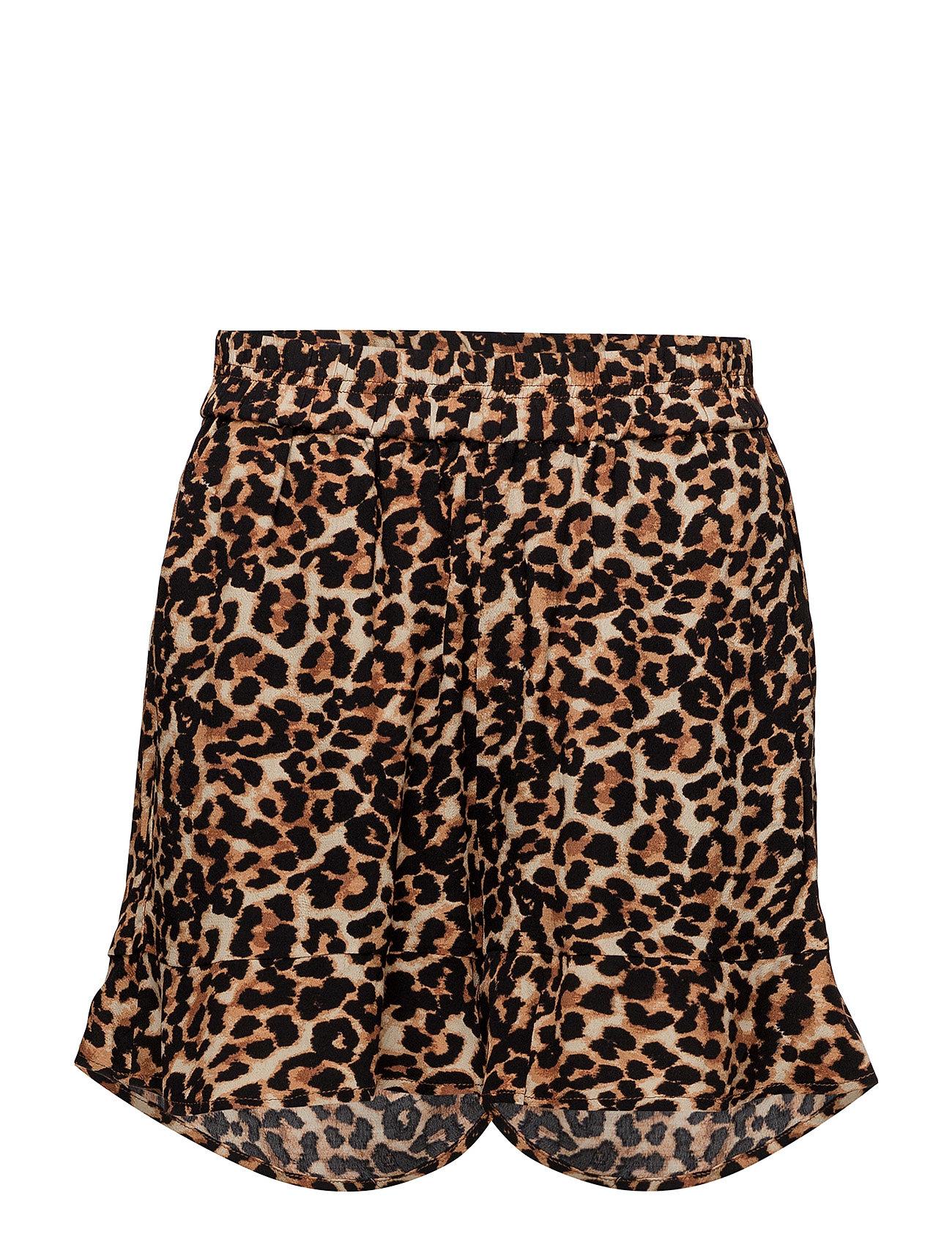 InWear Subira Shorts LW - LEOPARD