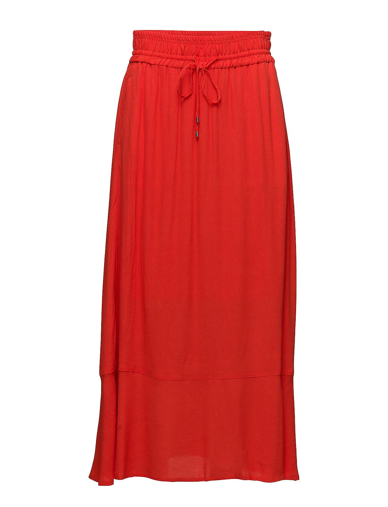 InWear Subira Skirt - FIERY RED
