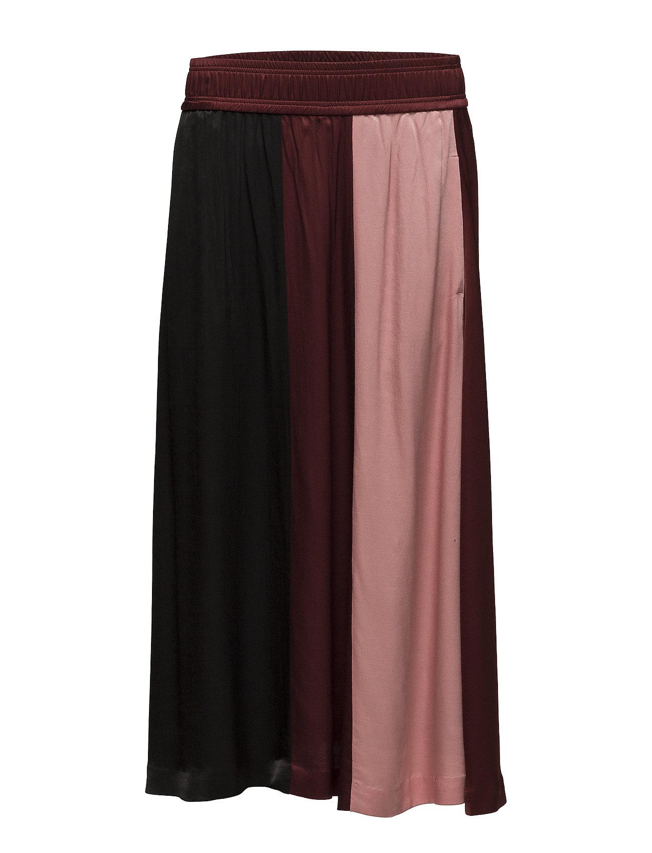 536b744240b Sort InWear Venice Skirt Lw midikjoler for dame - Pashion.dk