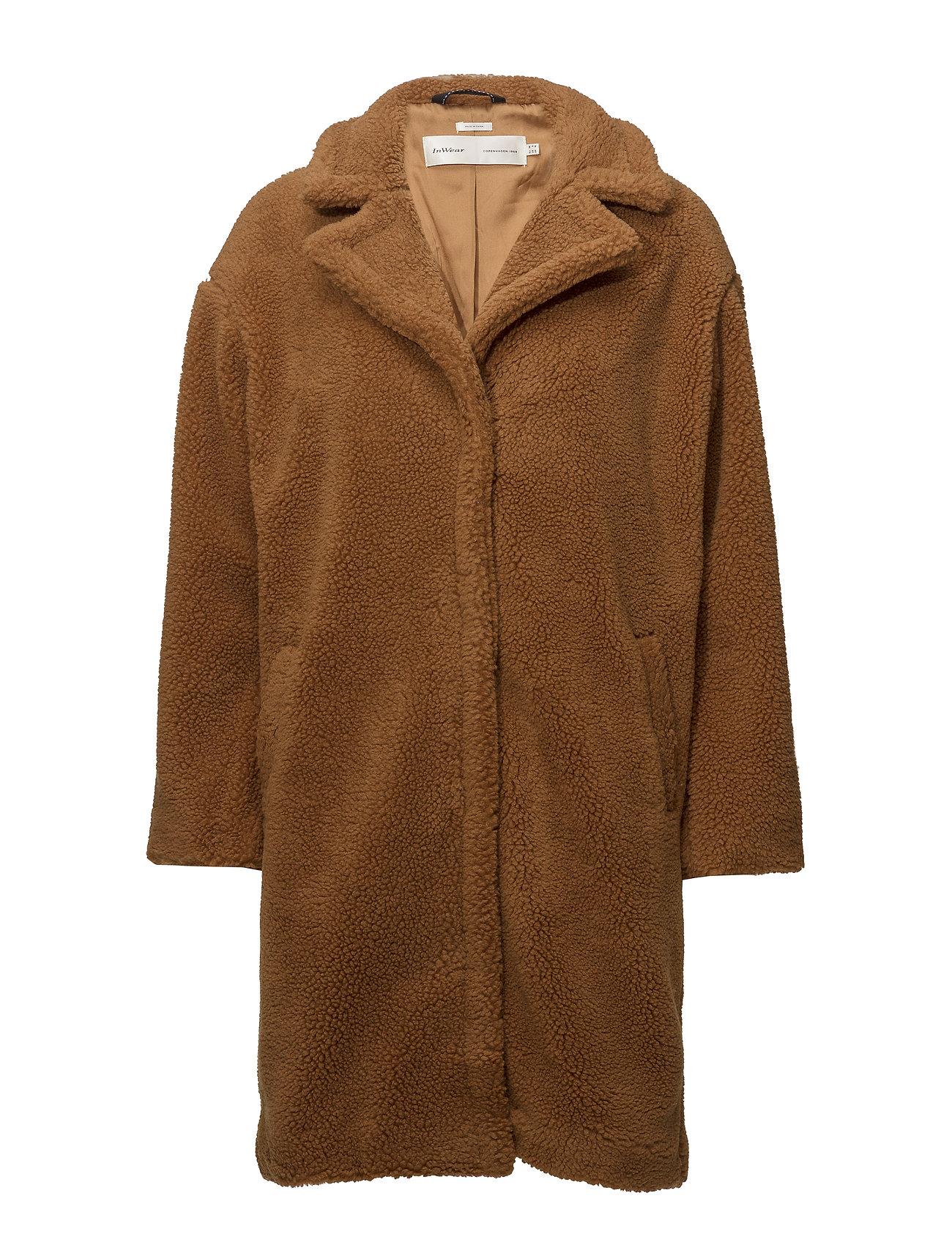 InWear Eilene Coat OW - CARAMEL