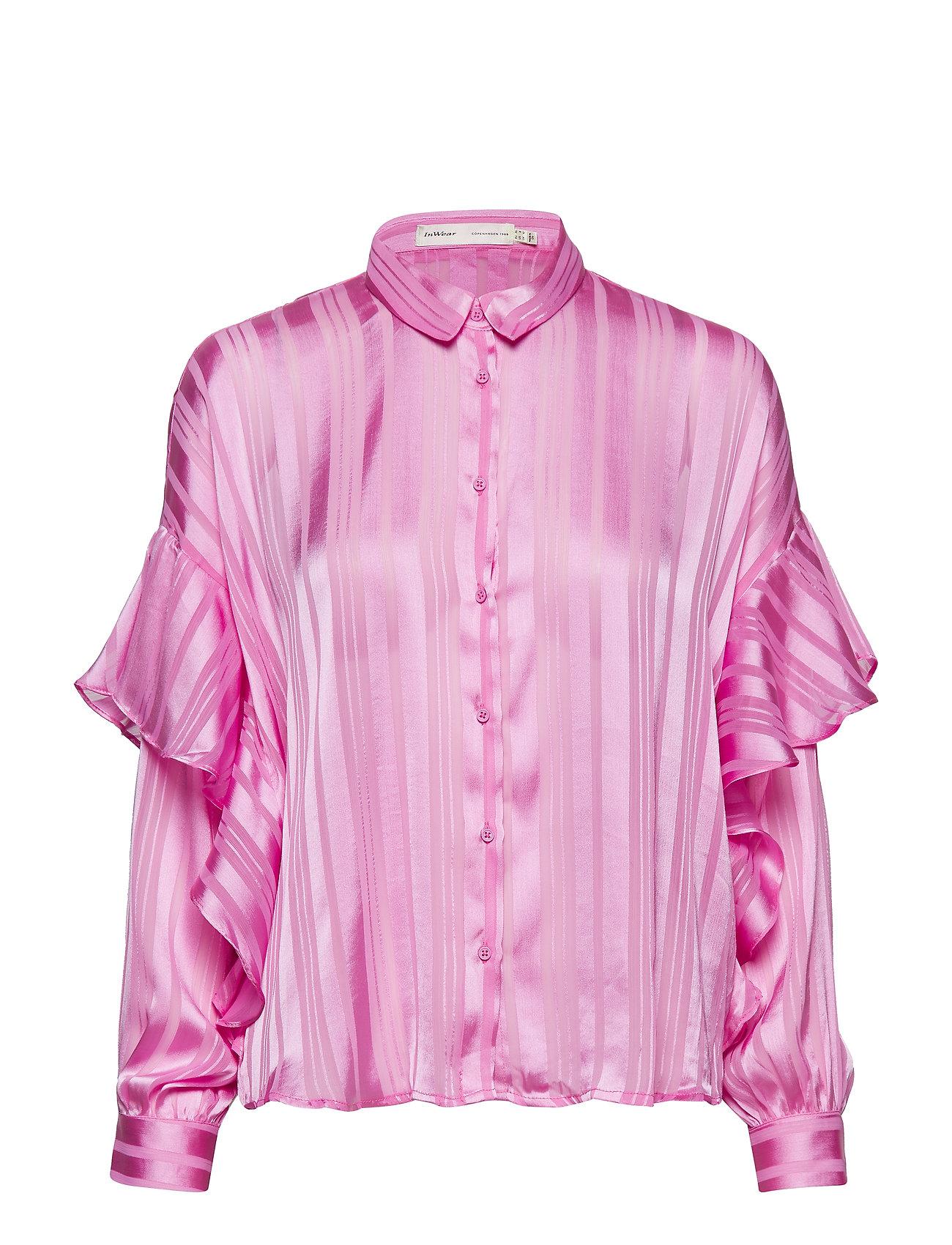 InWear Hilma Shirt - DAHLIA PINK