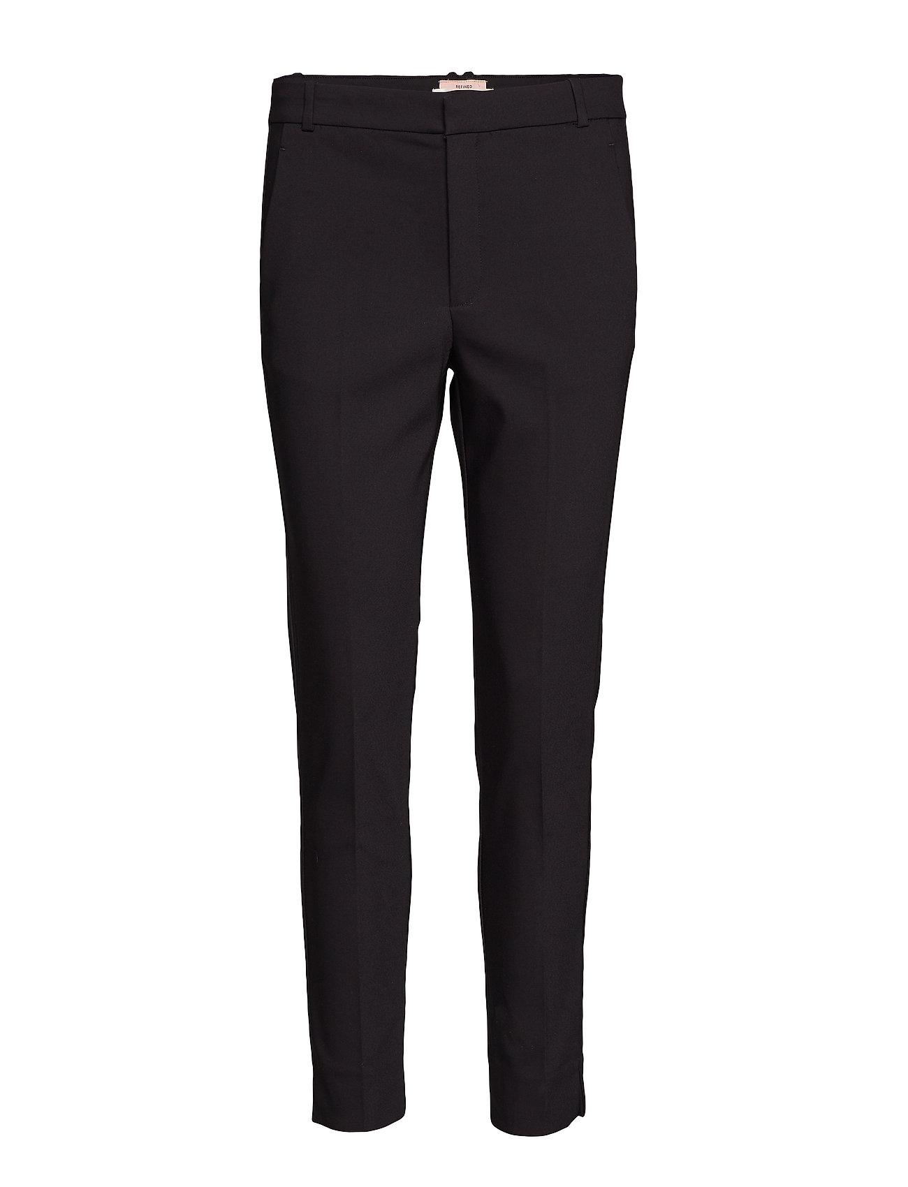 InWear Zella Pant - BLACK