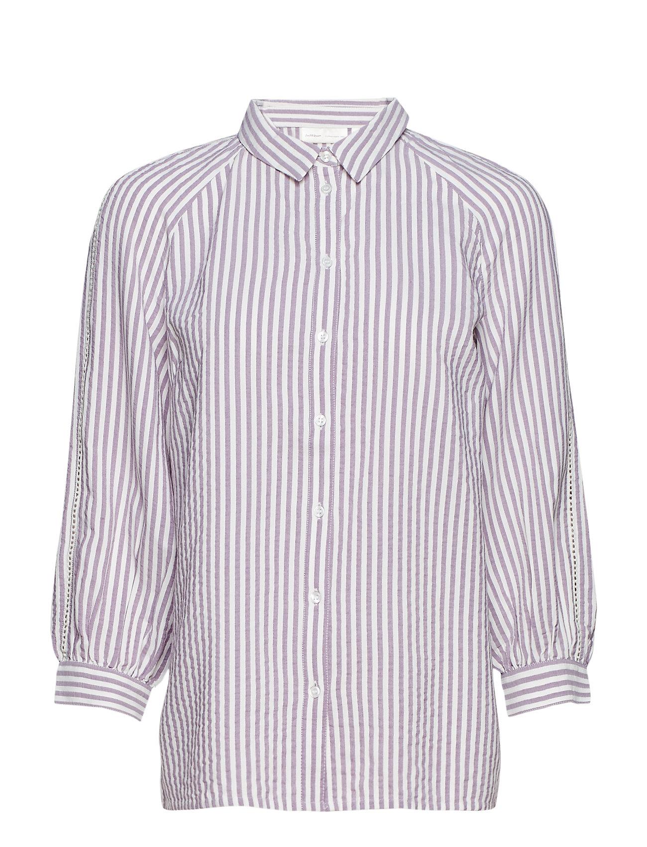 Image of Alma Striped Shirt (3090826387)