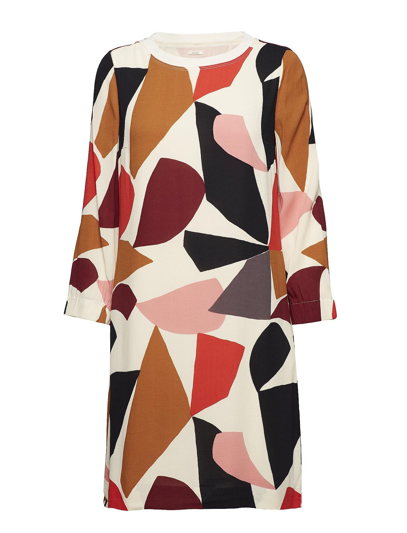 Image of Vexi Short Dress Lw Knælang Kjole Multi/mønstret INWEAR (3072755589)