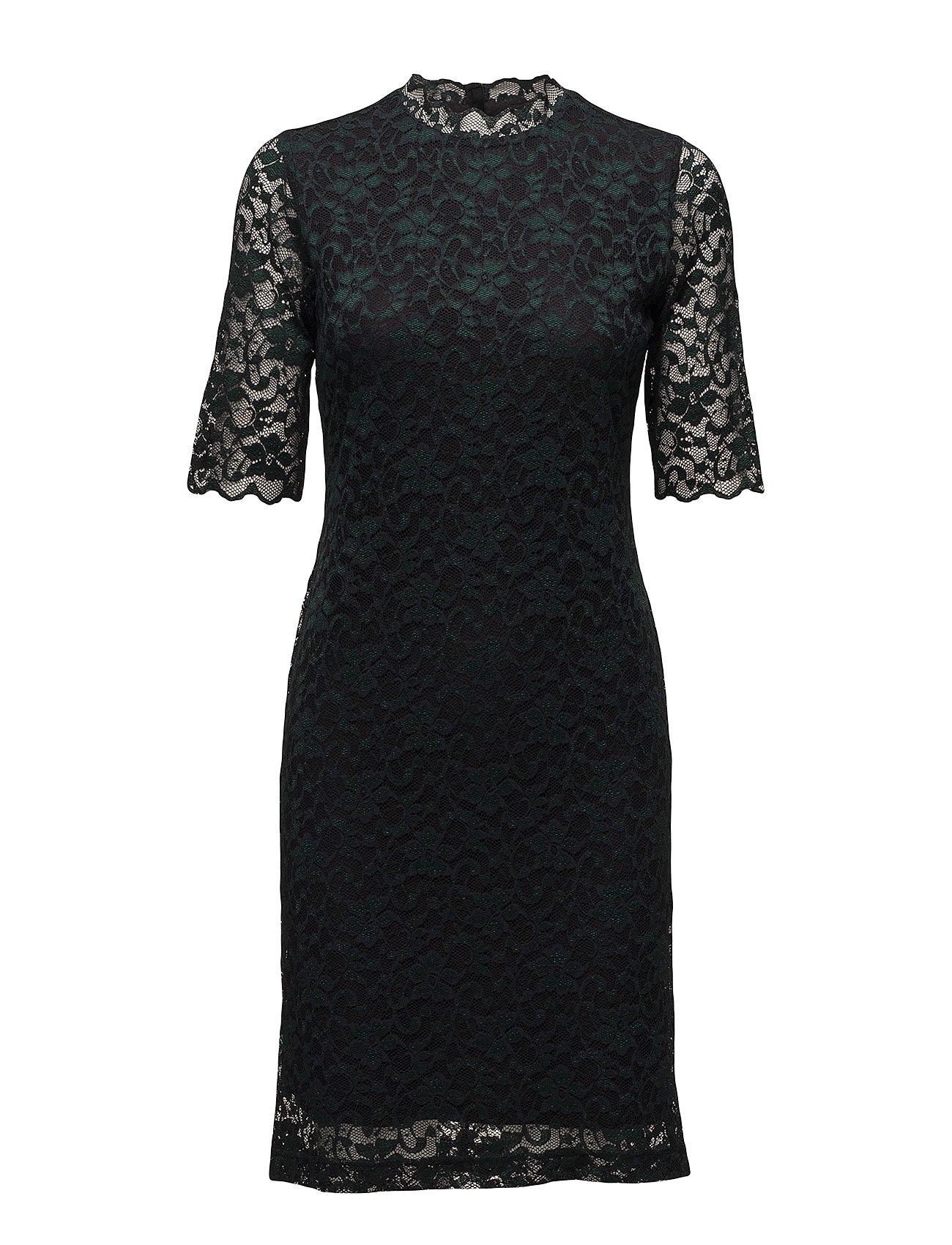 Zl Zeline Dress LwblackDeep TealInwear E29WHYeDI