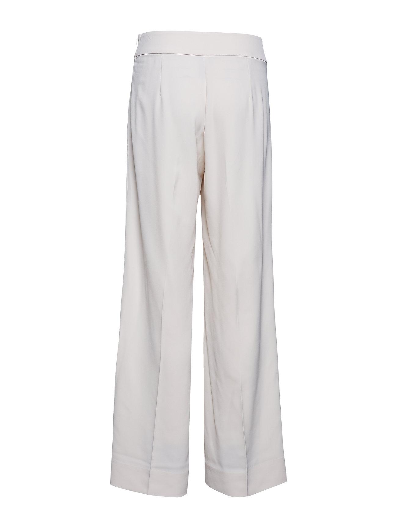 Prue Wide Pants Vide Bukser Hvid InWear