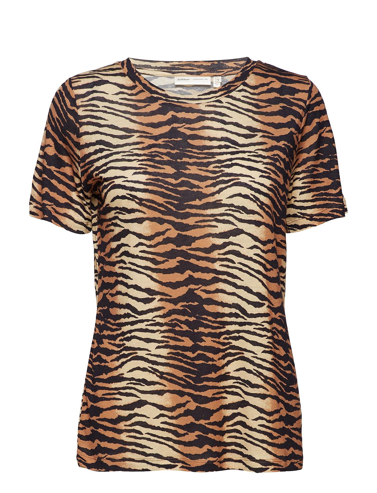 InWear Rosita T shirt Ögrönlar