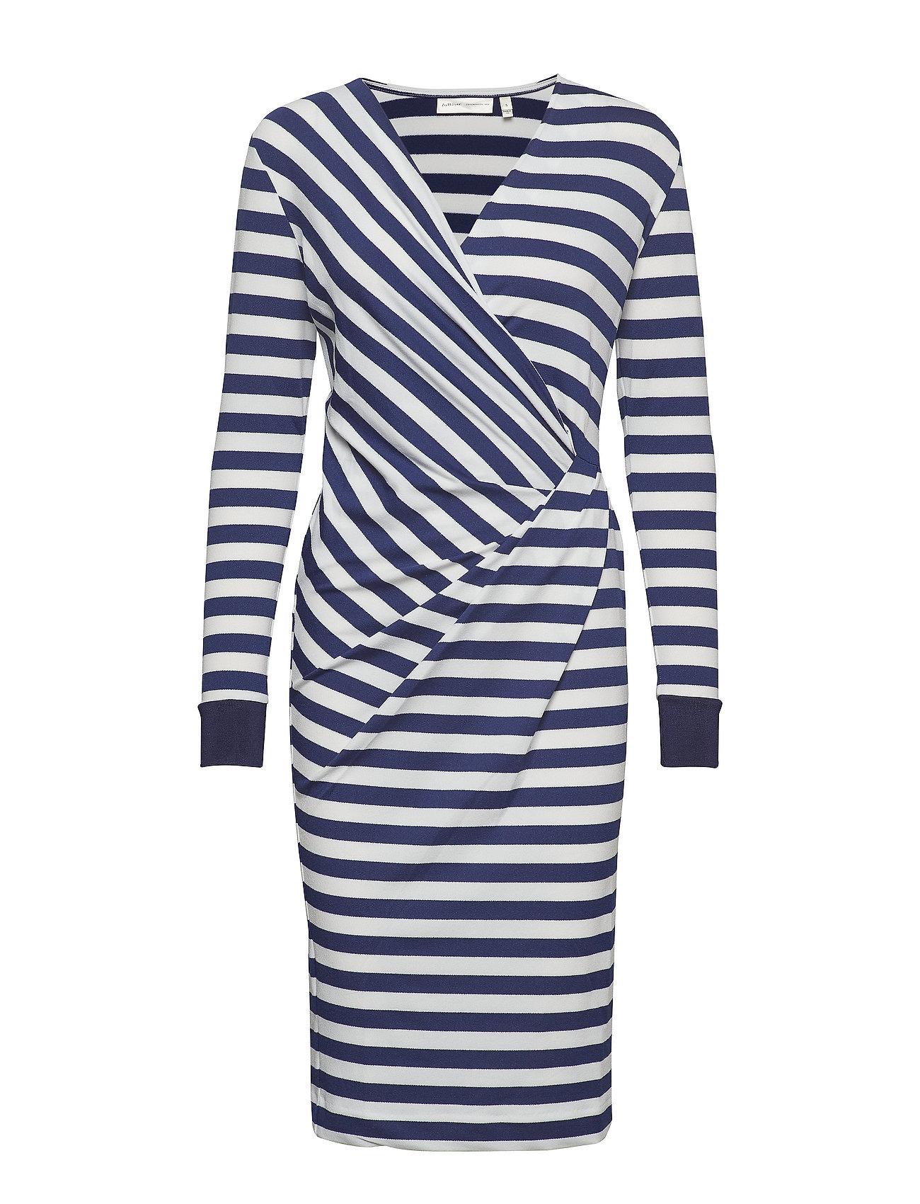 InWear Fillucca Drape Rib-cuff Dress