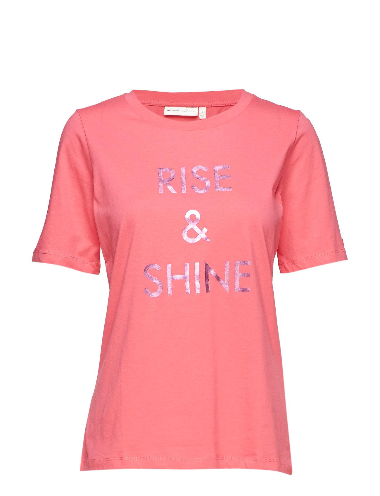 InWear Rayme T-shirt - PINK