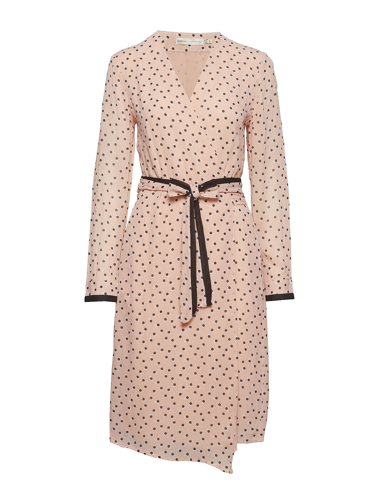 2e2dbeff4482 Hester Dress (Rose Dust Double Dot) (£47.50) - InWear - | Boozt.com