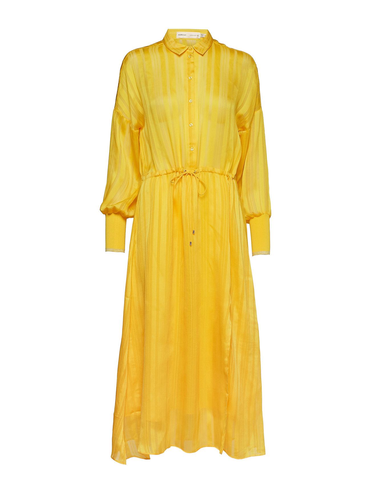 InWear Hollis Dress - SPECTRA YELLOW