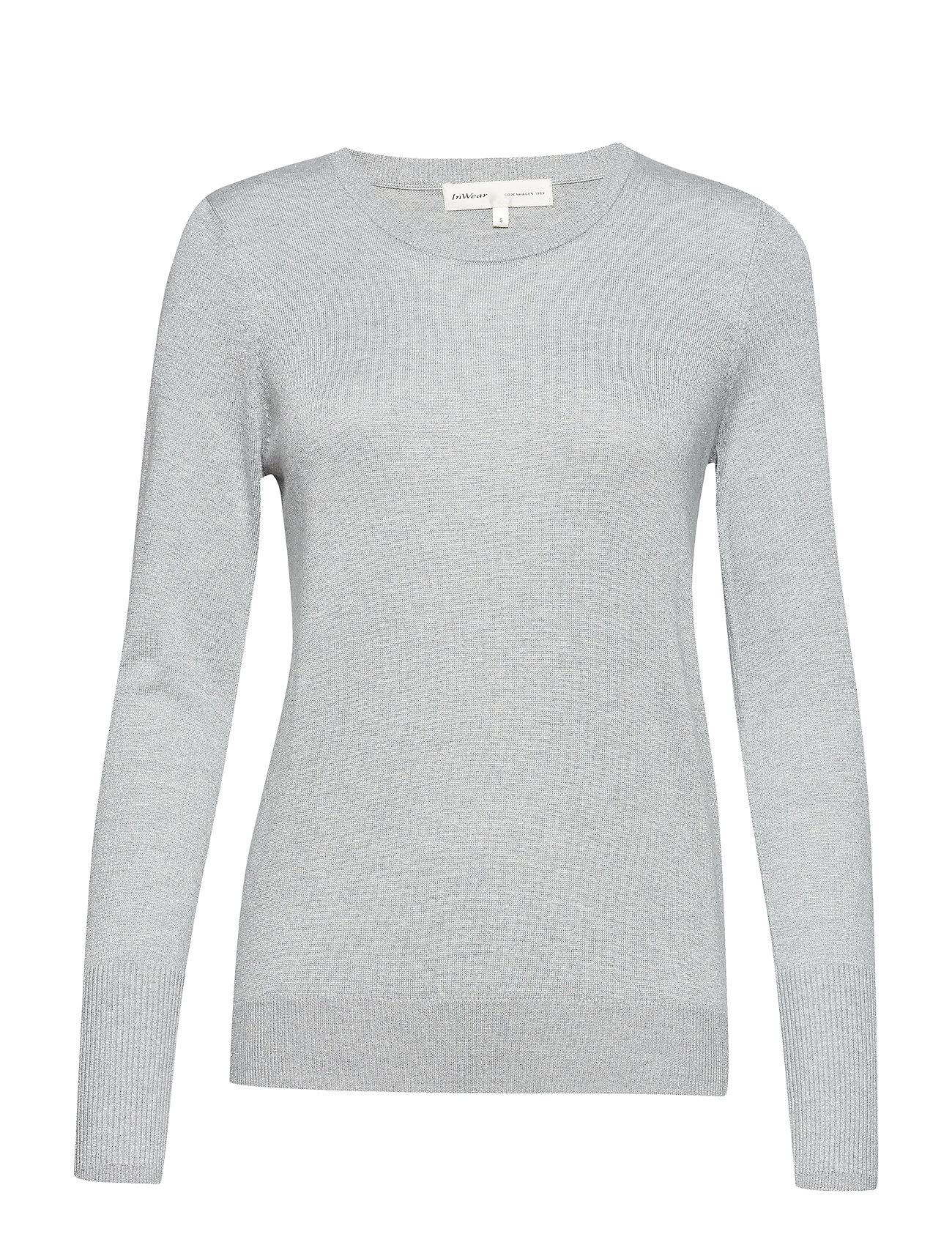 InWear Zabine Pullover - NEW LIGHT GREY MELANGE