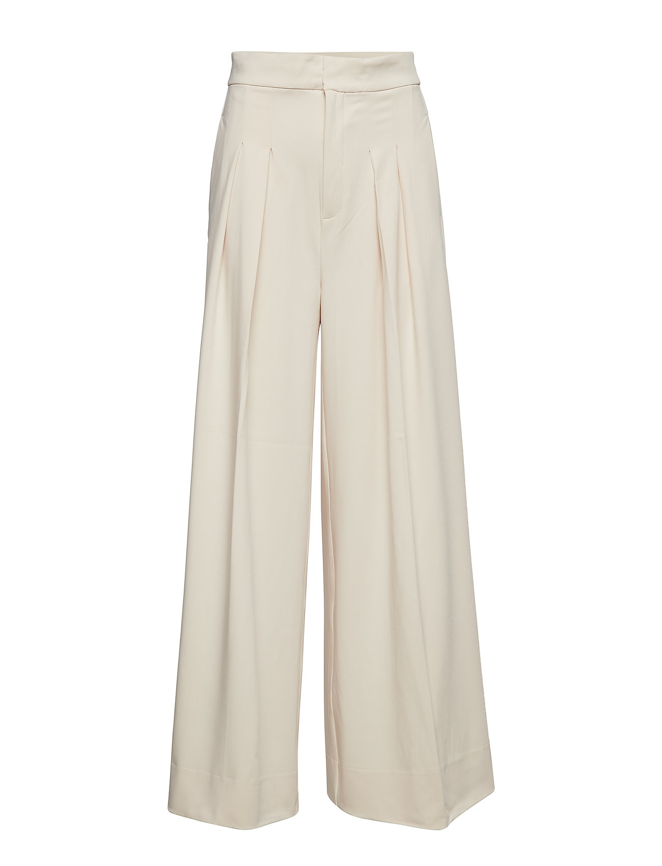InWear Abra Wide Pant - FRENCH NOUGAT