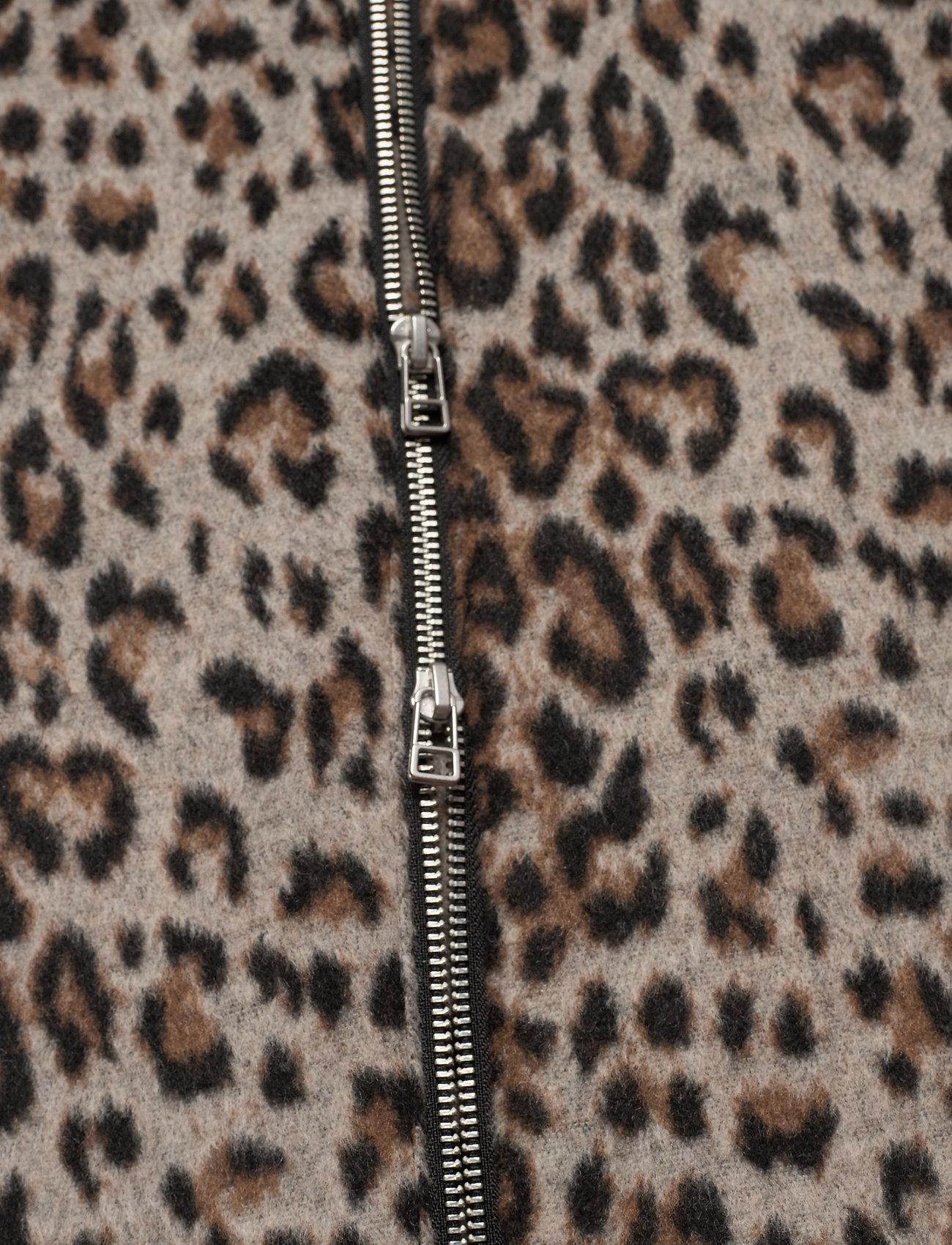 Zaadaiw Coat (Leopard) (1500 kr) - InWear