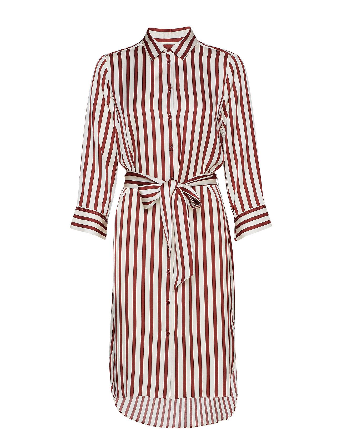 Brown Tamaraiw Dressrusset Dressrusset Tamaraiw Block StripeInwear Tamaraiw Block StripeInwear Brown zVpqUMS