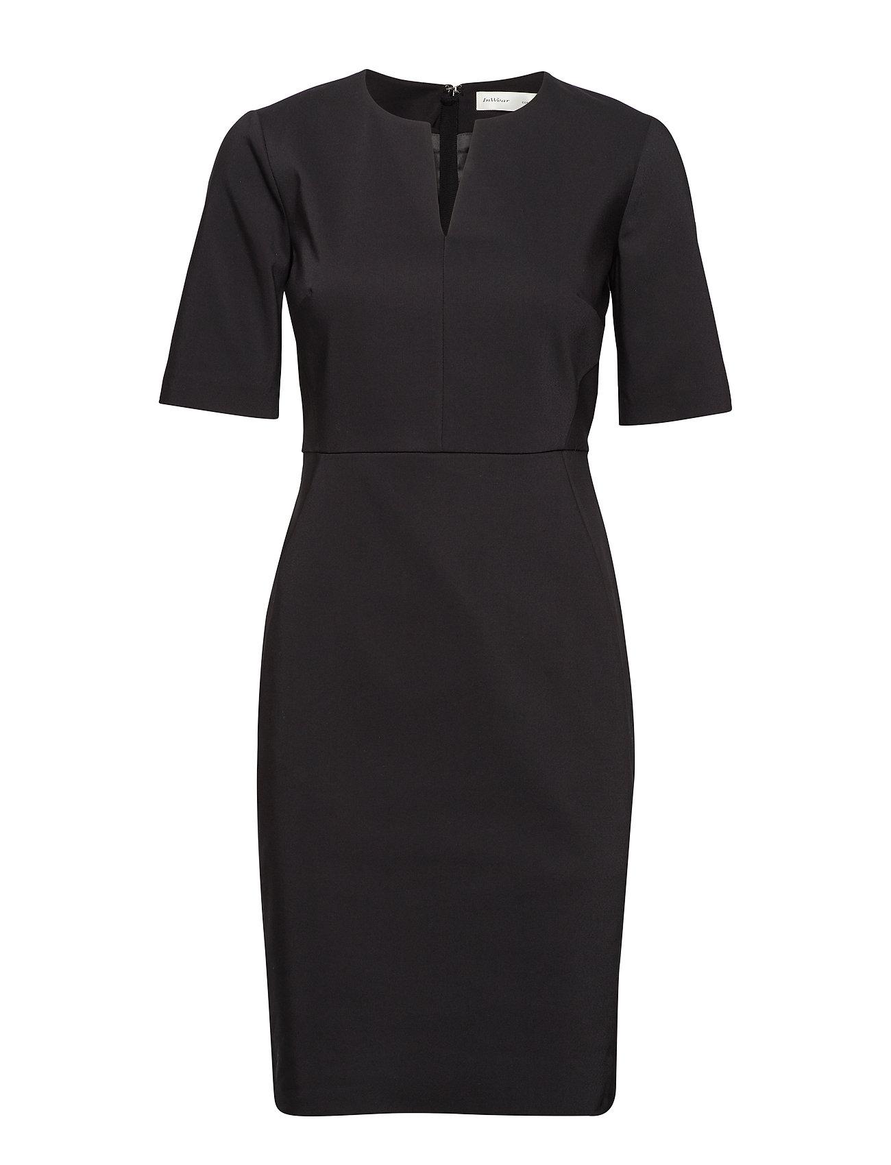3babe54f68bd Zella Dress (Black) (900 kr) - InWear -