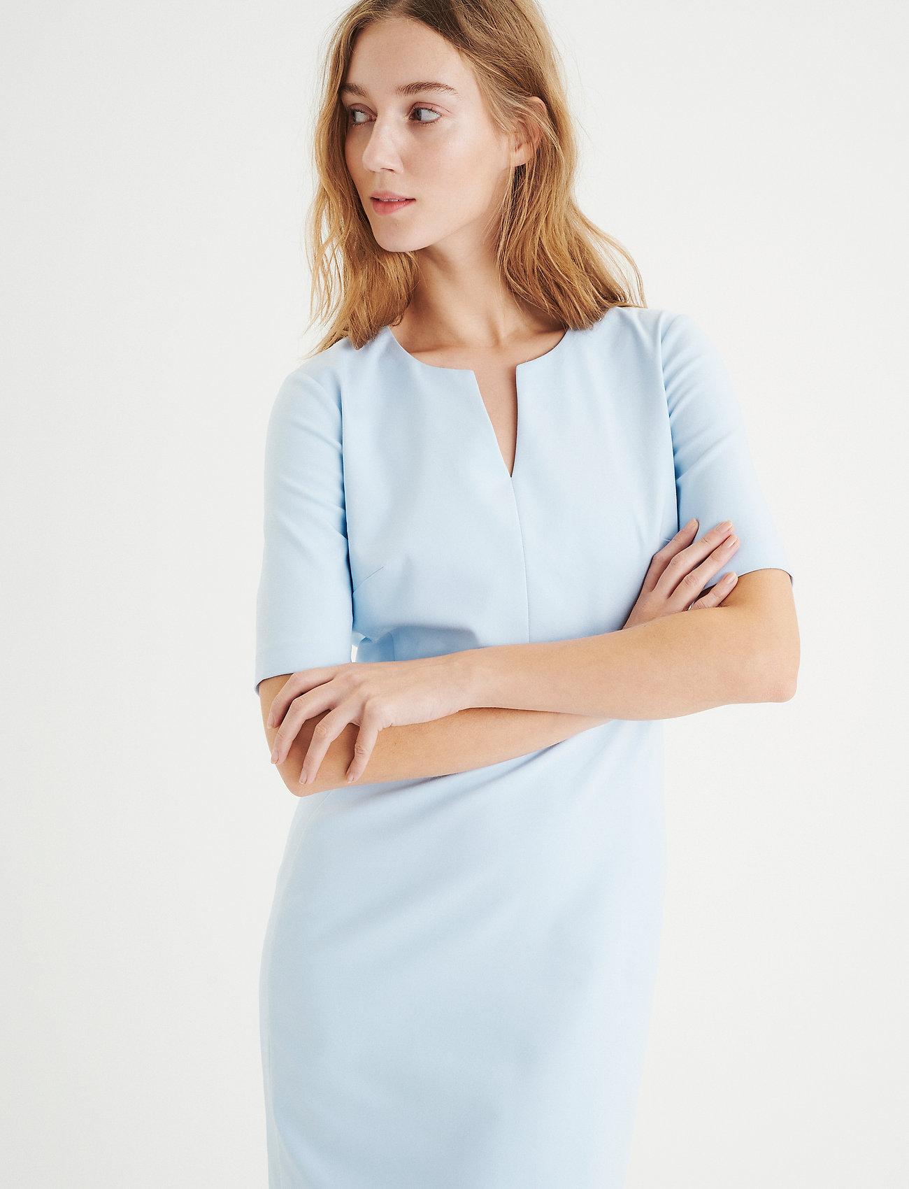 InWear - Zella Dress - vardagsklänningar - bleached blue - 0