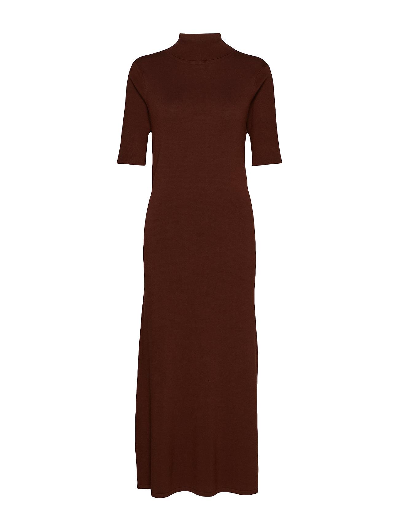 InWear IdaIW Dress - BITTER CHOCOLATE