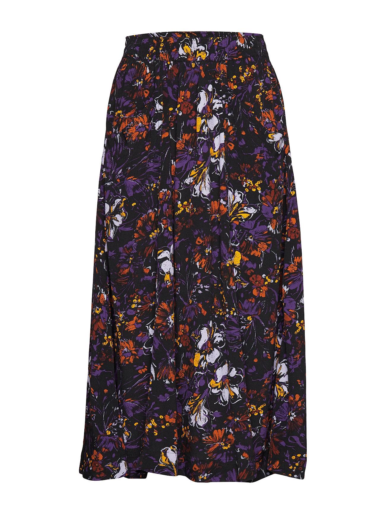InWear KavitaIW Skirt - PETUNIA WILD FLOWER