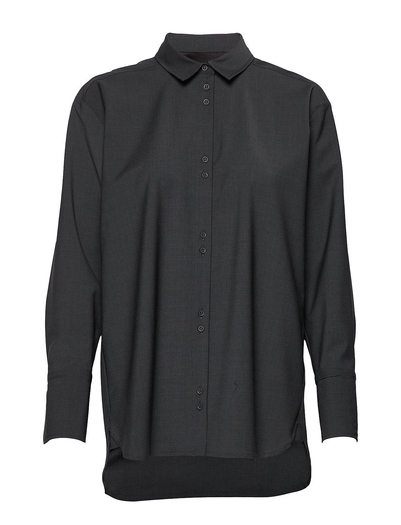 InWear IW50 31 CarolynIW Shirt - DARK GREY MELANGE