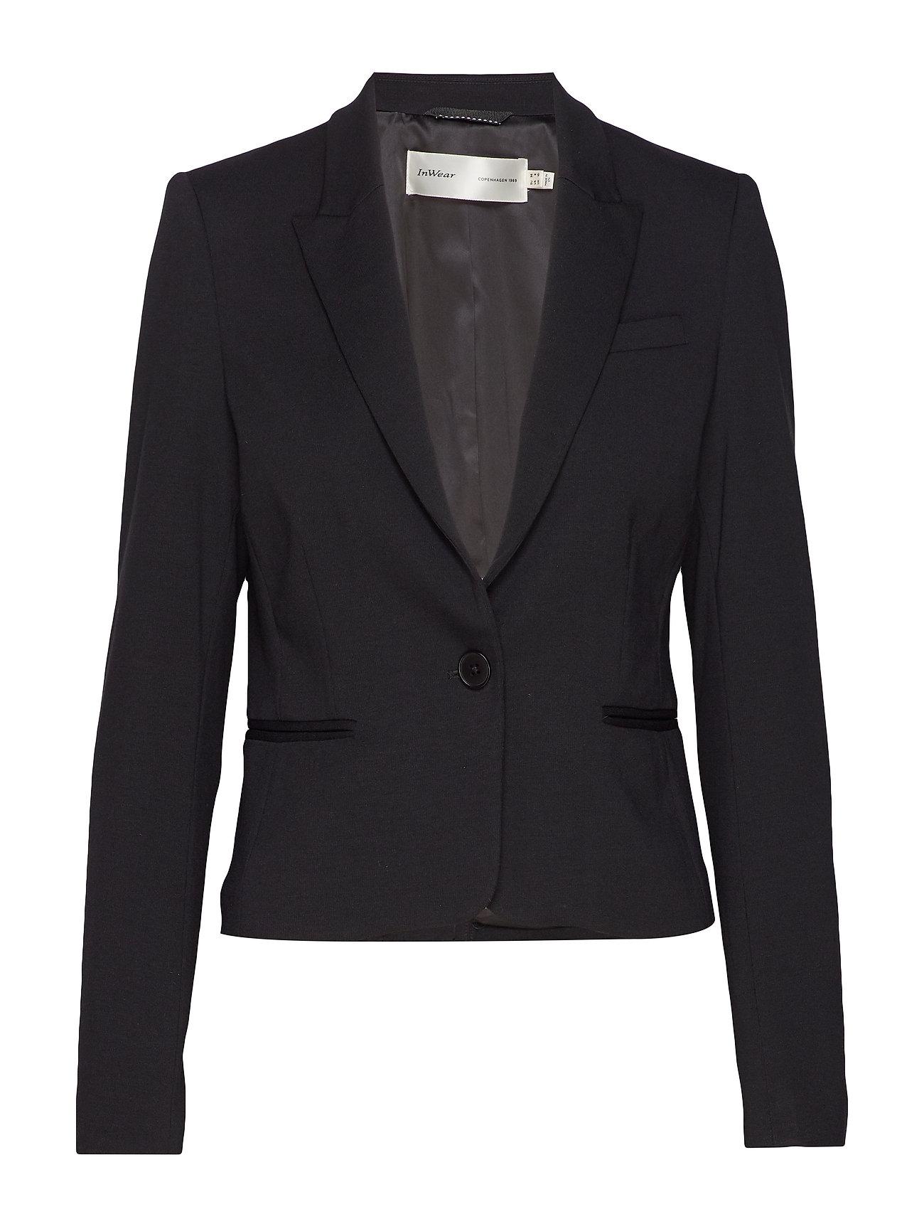 InWear RoseauIW Short Blazer - BLACK