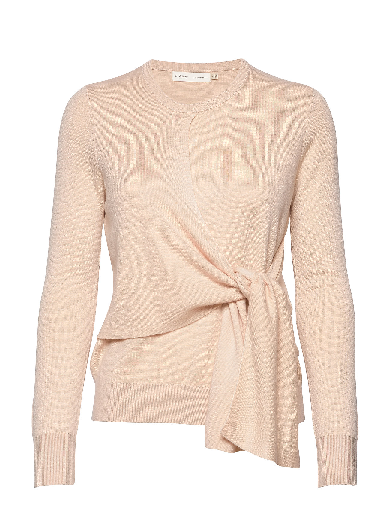 InWear EmaleeIW Tie Pullover - FRENCH NOUGAT