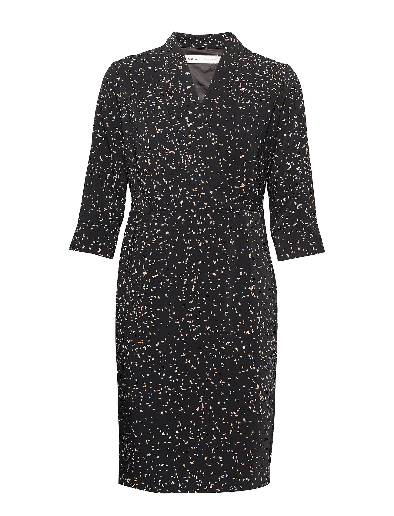 InWear JaneyIW Dress - BLACK SPRINKLES