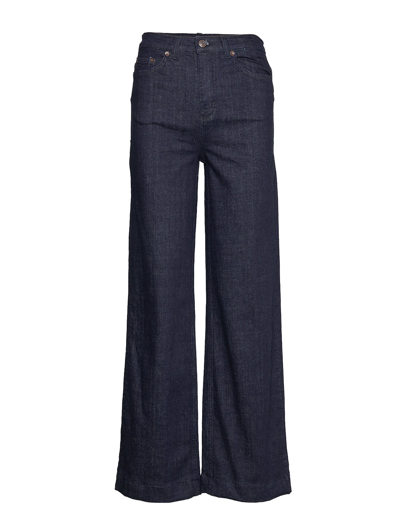 InWear EmoneIW Wide Jeans - RINSEWASH