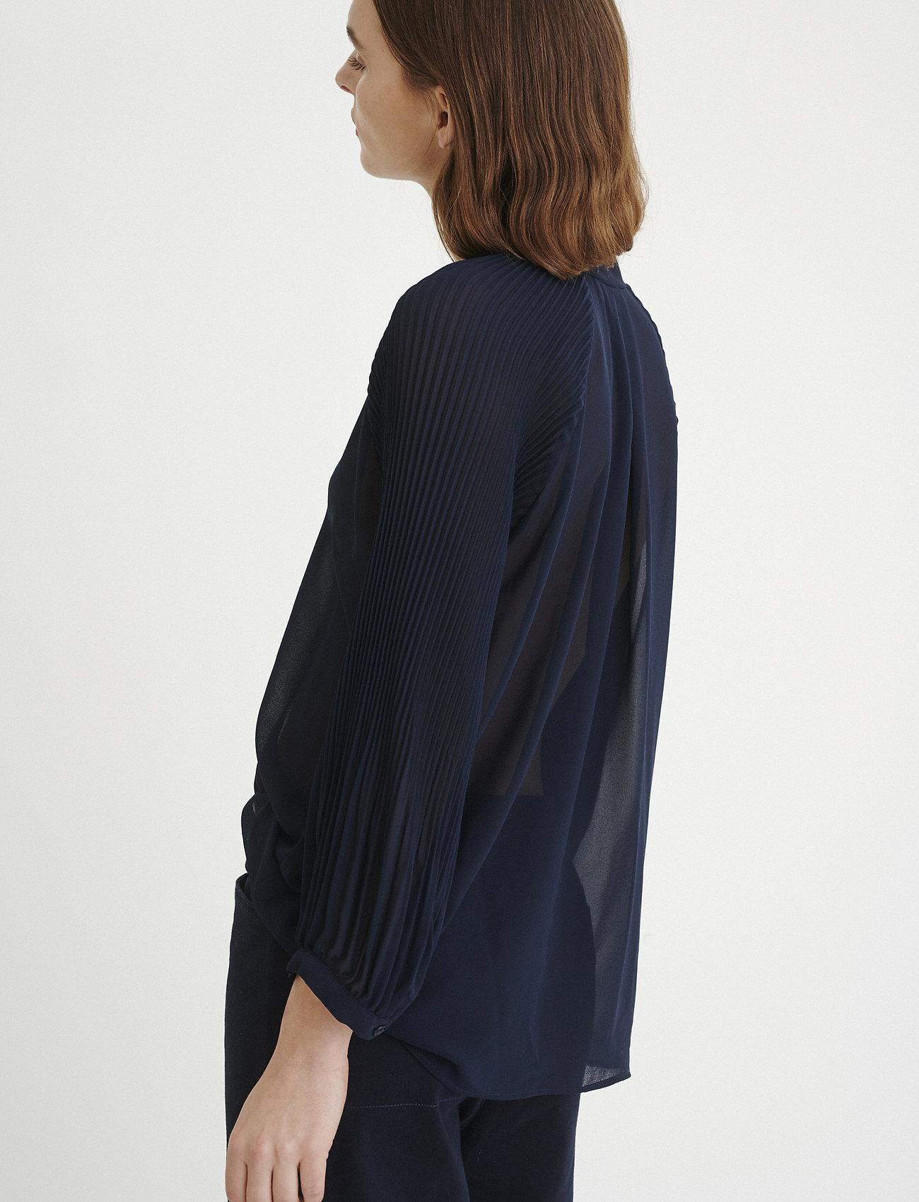 InWear RosieIW Shirt - Bluser & Skjorter MARINE BLUE - Dameklær Spesialtilbud