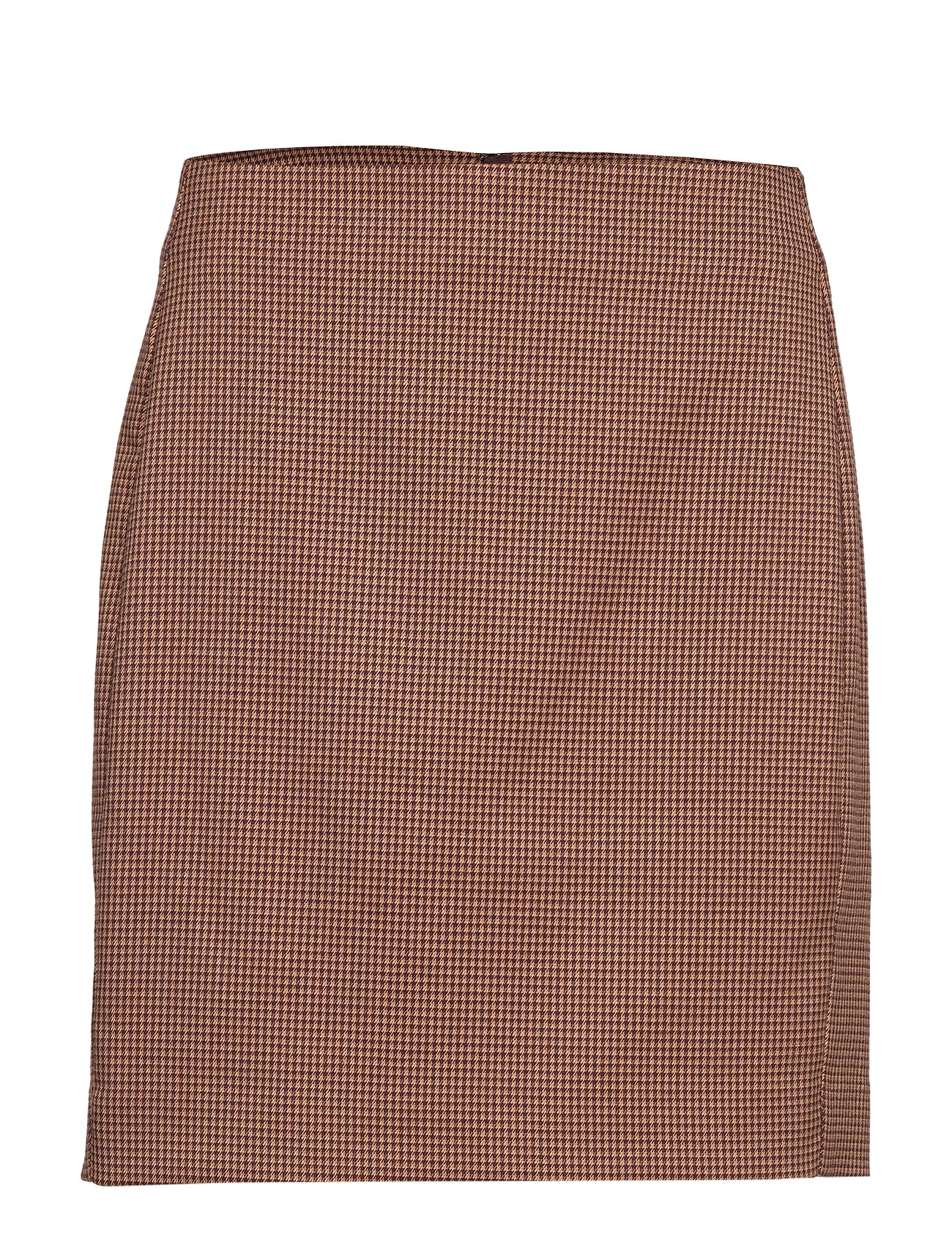 InWear ReginaIW Urbi Skirt - MICRO CHECKS