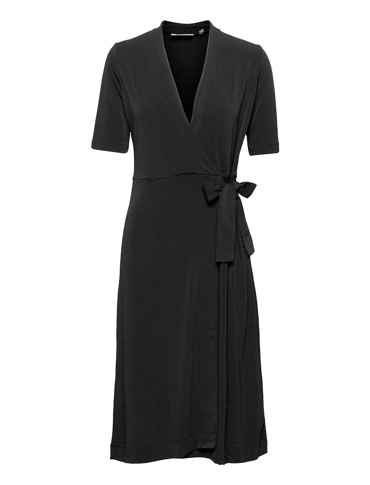 Beniw Wrap Dress Dresses Everyday Dresses Sort InWear