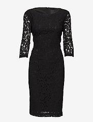 InWear - Patrice - koronkowe sukienki - black - 0