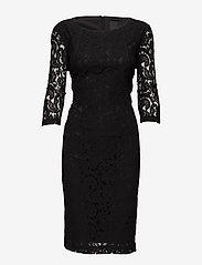 InWear - Patrice - koronkowe sukienki - black - 4