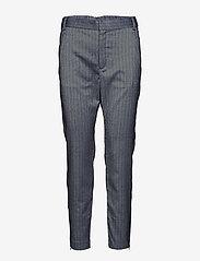 InWear - Cael Pants Nica Fit HW - pantalons slim fit - orient blue - 0
