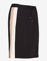 InWear - Cache Skirt HW - short skirts - black - 3