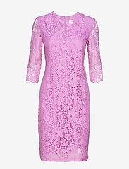 Zada Dress SO19 - DAHLIA PINK