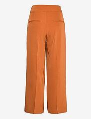 InWear - Zhen Culotte Pant - bukser med brede ben - honey - 1