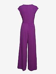 InWear - Zhen Jumpsuit Long - buksedragter - sparkling grape - 1